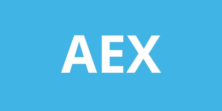 Kriptovaliutos keitykla AEX apžvalga AEX kriptovaliutų rinkos. 24 valandų apyvartų reitingai