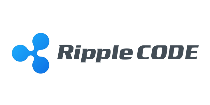 Ripple code logo