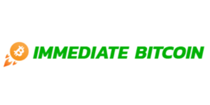 Immediate Bitcoin logo