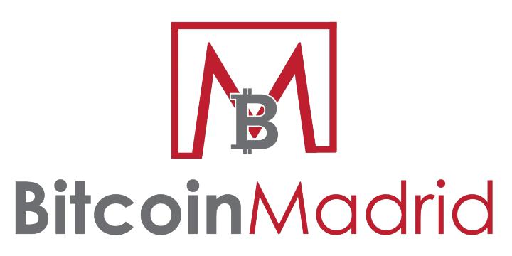 Bitcoin Madrid logo